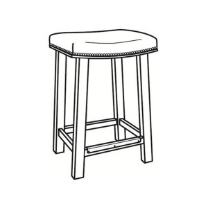 C.R. Laine  Bar Stool
