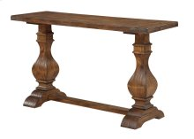 Emerald Home Chambers Bay Sofa Table Pine-hand Scraped Antique T3122