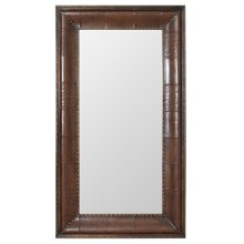 Expedition Chestnut Leaning Floor Mirror