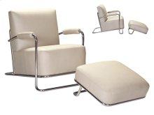 Tiegen Chair & Ottoman