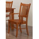 Marbrisa Mission Dining Arm Chair Product Image