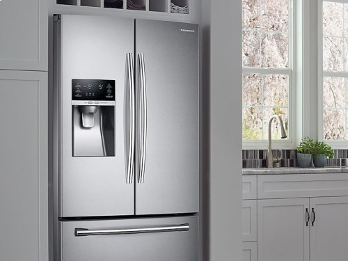 26 cu. ft. 3-Door French Door Refrigerator with CoolSelect Pantry