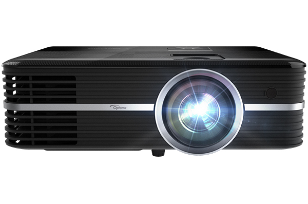 Voice Assistant-Compatible 4K UHD Projector