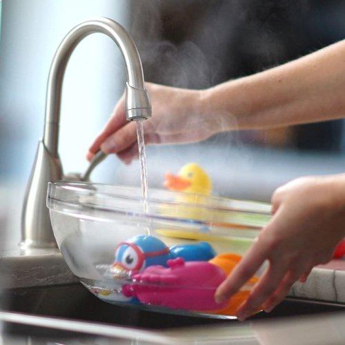 Melea Instant Hot Water Dispenser Faucet (F-H1400-Matte Black)