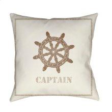 "Captain LAKE-005 18"" x 18"""