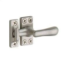 Satin Nickel Casement Fastener