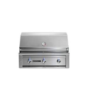 "Lynx36"" Sedona by Lynx Built In Grill with 3 Stainless Steel Burners, LP"