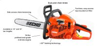 CS-352 34.1cc Easy-Starting Chain Saw