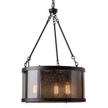 3 - Light Bluffton Chandelier