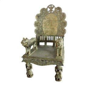 Lion Arm Chair