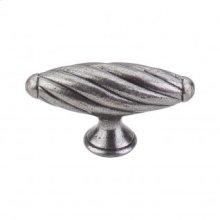 Versailles T-Handle 3 1/8 Inch - Cast Iron