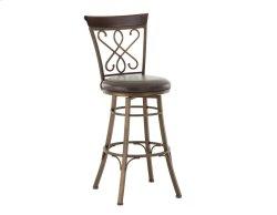 "Carmona Swivel Bar Chair, 19""x17""x48"" Product Image"