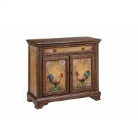Joleigh 2-door 1-drawer Cabinet Product Image