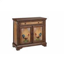 Joleigh 2-door 1-drawer Cabinet
