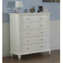 Gardena 5 Drawer Dresser