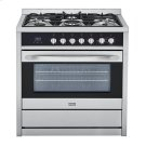 3.8 Cu. Ft Dual Fuel Freestanding Range Product Image