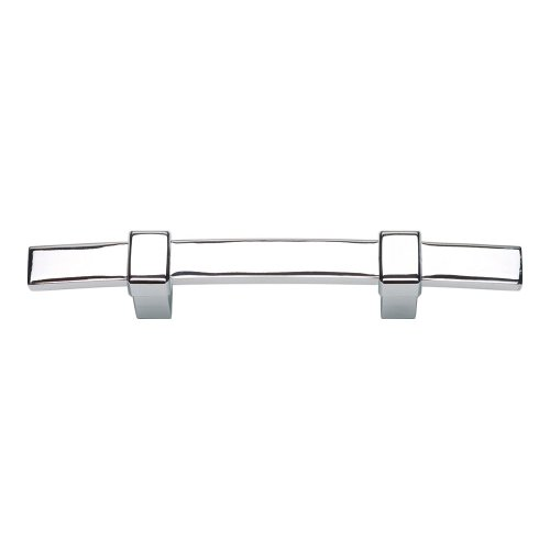 Buckle Up Pull 3 Inch (c-c) - Polished Chrome