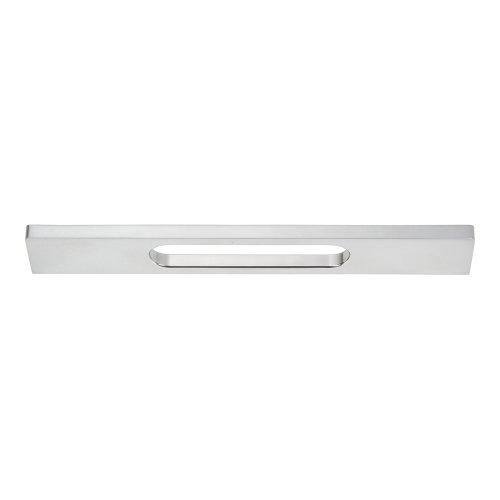 Level Pull 6 5/16 Inch (c-c) - Matte Chrome
