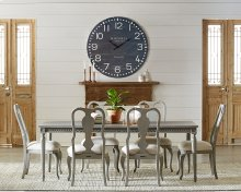 Grace Dining Table with Regina Chairs