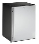 """Stainless Solid door, right-hand ADA Series / 24"""" Refrigerator / Convection Cooling System Product Image"""