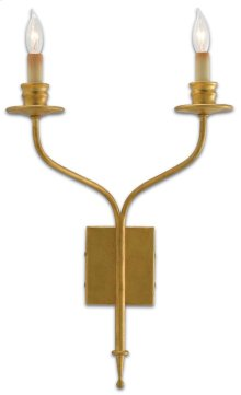 Highlight Wall Sconce - 20.5h x 13.5w x 7d