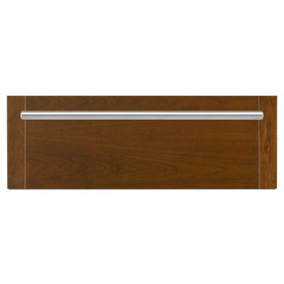 "Panel-Ready 27"" Warming Drawer