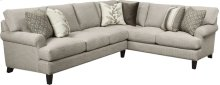 Hickorycraft Sectional (7675-SECT)