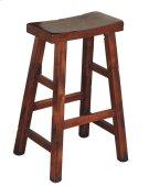 Santa Fe Saddle Seat Stool Product Image