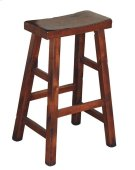 Santa Fe Saddle Seat Stool Product Image