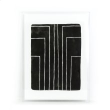 Vertigo Print Shadow Box-jess Engle