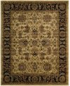 JAIPUR JA22 LGD RECTANGLE RUG 5'6'' x 8'6''