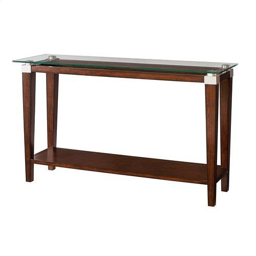 Solitaire Sofa Table