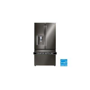 LG Appliances24 cu. ft. French Door Counter-Depth Refrigerator