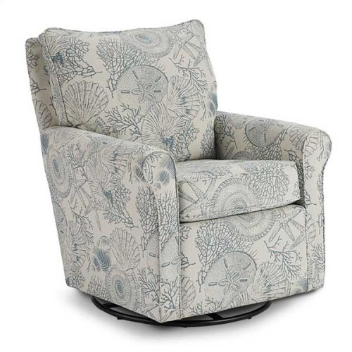 KACEY Swivel Glide Chair