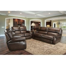 Hawthorne Brown Power Reclining Collection