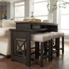 4 Piece Console Set (1-Console 3-Stools) Product Image