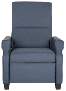 Hamilton Recliner Chair - Navy