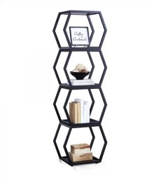 19513 BEEHIVE - IRON HONEYCOMB STACKING TABLE