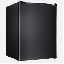 3.0 Cu Ft. Upright Freezer, Black