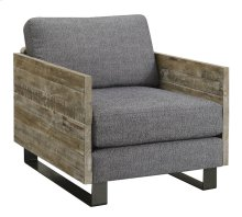 Chair-charcoal Blue#k2080-8/sandstone Finish