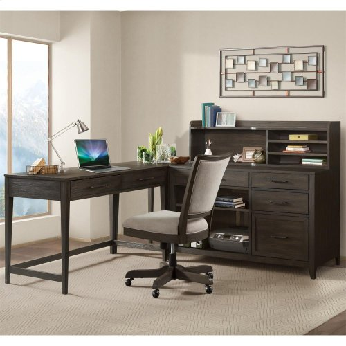 Vogue - Corner Unit - Umber Finish