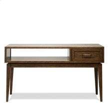 Vogue Console Table Plymouth Brown Oak finish