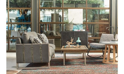 Epicenters Austin Fountainwood End Table
