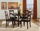Ct Ht Table, W/4 Stools Product Image