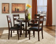 Ct Ht Table, W/4 Stools