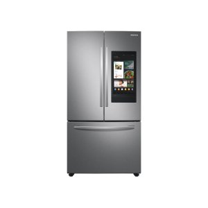 SAMSUNG28 cu. ft. 3-Door French Door Refrigerator with Family Hub™ in Stainless Steel