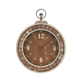 Quartermaster Wall Clock