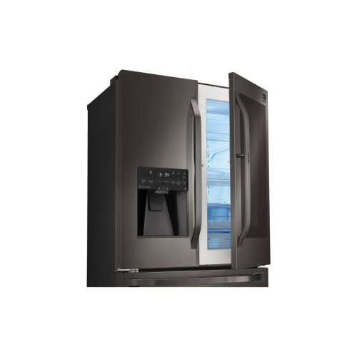 LG STUDIO 24 cu. ft. Smart wi-fi Enabled InstaView Door-in-Door® Counter-Depth Refrigerator