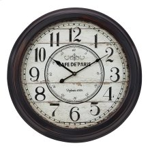 Delphine Wall Clock