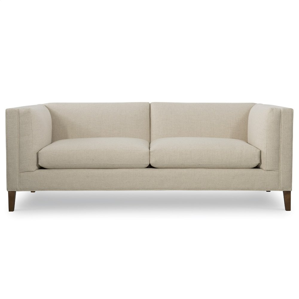 Sofa Without Square Stitch Detailing